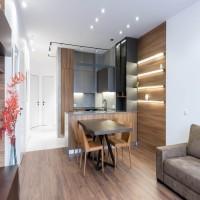 1 RK Semi furnished flat for sale in Upnager Nashik